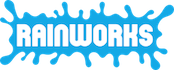 Rainworks Sticky Logo